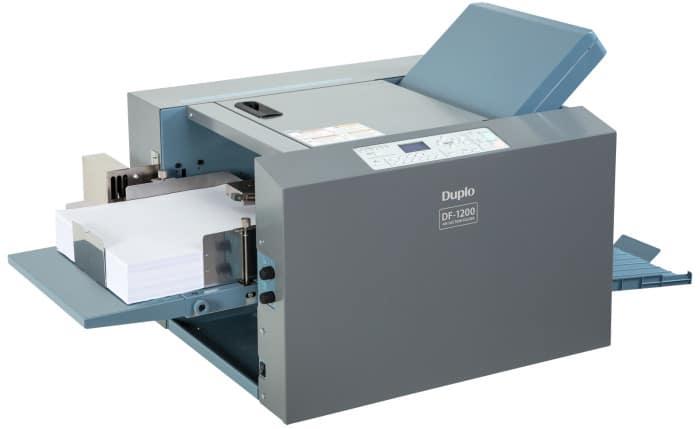 Tischfalzmaschine FKS/Duplo DF-1200