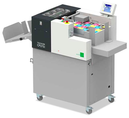 Multifinisher FKS/Foldmaster Touchline CP375 Duo