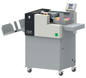 Rillmaschine FKS/Foldmaster Touchline C375 Plus