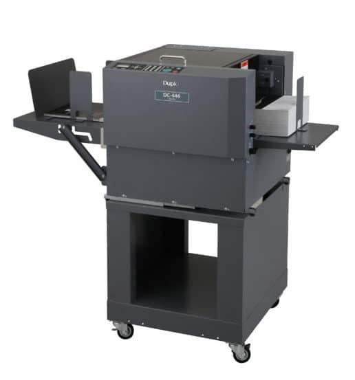 Balkenrillmaschine FKS/Duplo DuCreaser 446