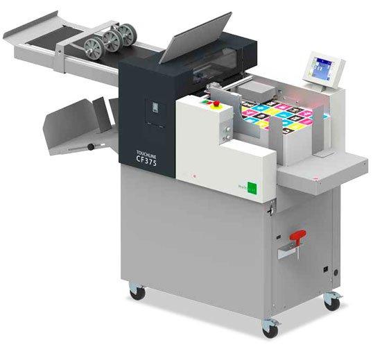Multifinisher FKS/Foldmaster Touchline CF375