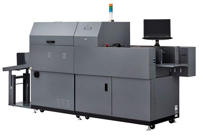UV-Lackiermaschine FKS/Duplo DuSense DDC-810